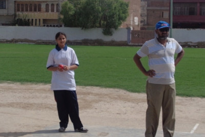 A promise to herself: Hira's story of self-determination, playing cricket and fulfilling dreams
