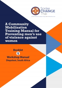 A Community Mobilisation Training Manual for Preventing men's use of violence against women