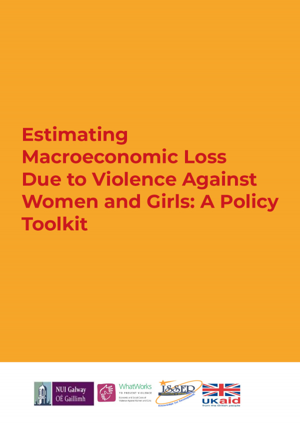 Estimating Macroeconomic Loss Due to Violence Against Women and Girls: A Policy Toolkit