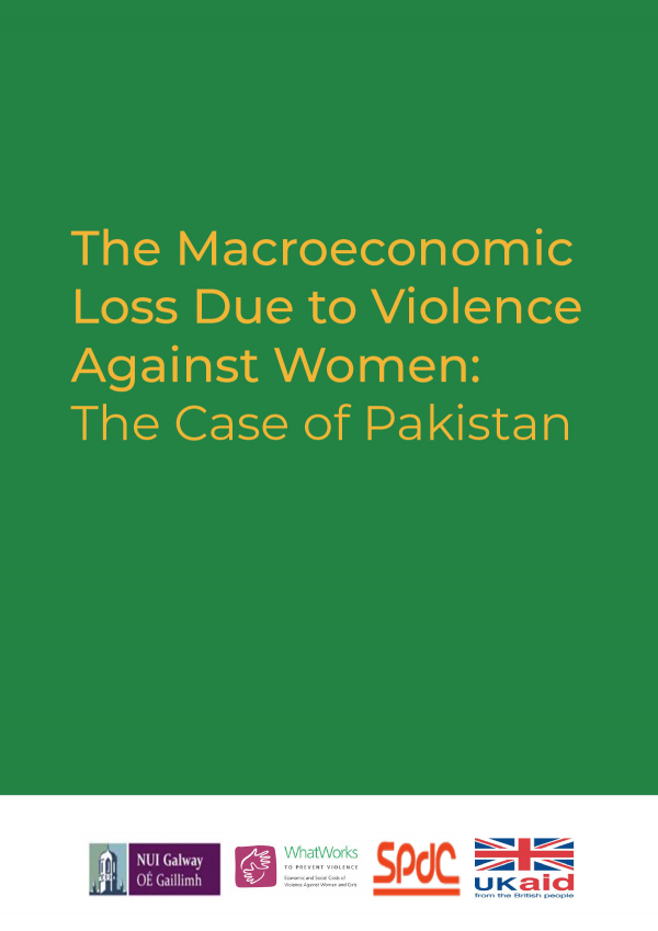 The Macroeconomic Loss Due to Violence Against Women: The Case of Pakistan