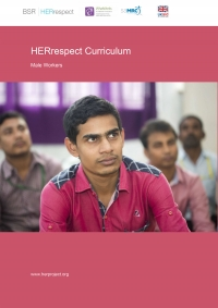 HERrespect Curriculum - Male Workers