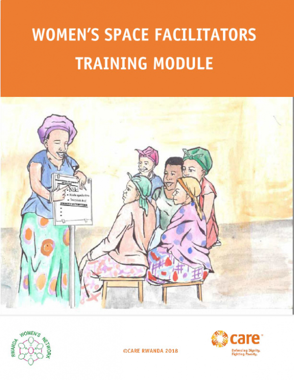 Women's Space Facilitators' Training Module