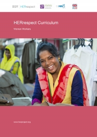 HERrespect Curriculum - Women Workers