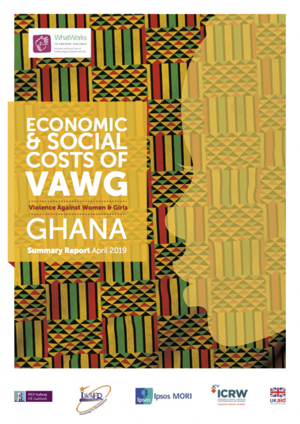 Economic and Social Costs of Violence Against Women in Ghana: Summary Report