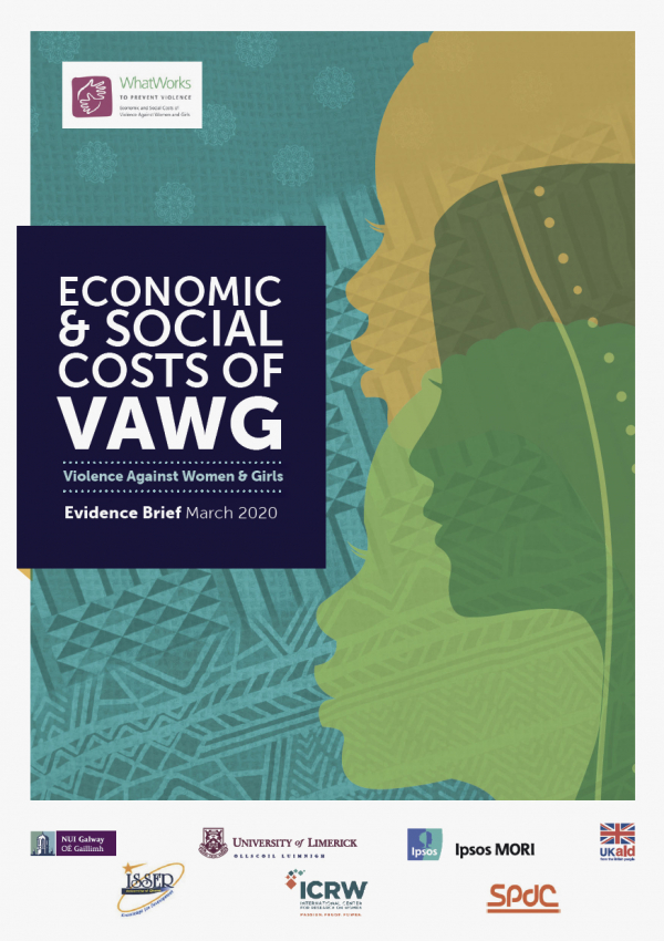 ECONOMIC & SOCIAL COSTS OF VAWG
