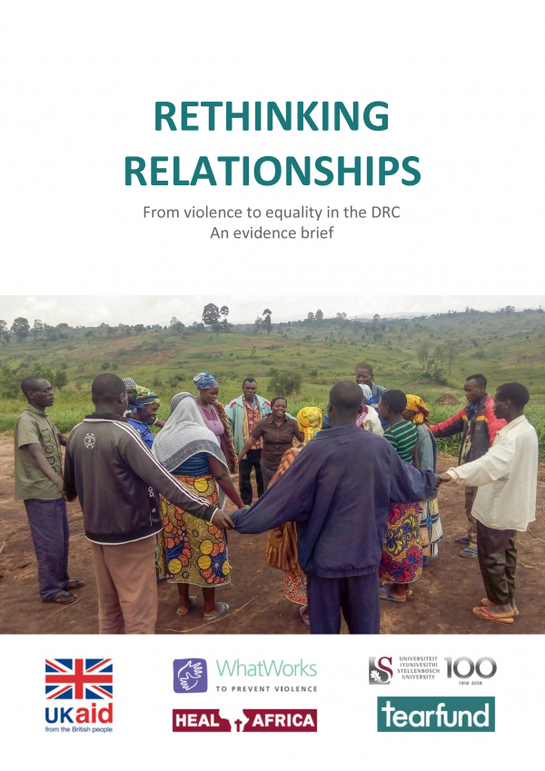Rethinking Relationships - From violence to equality in the DRC