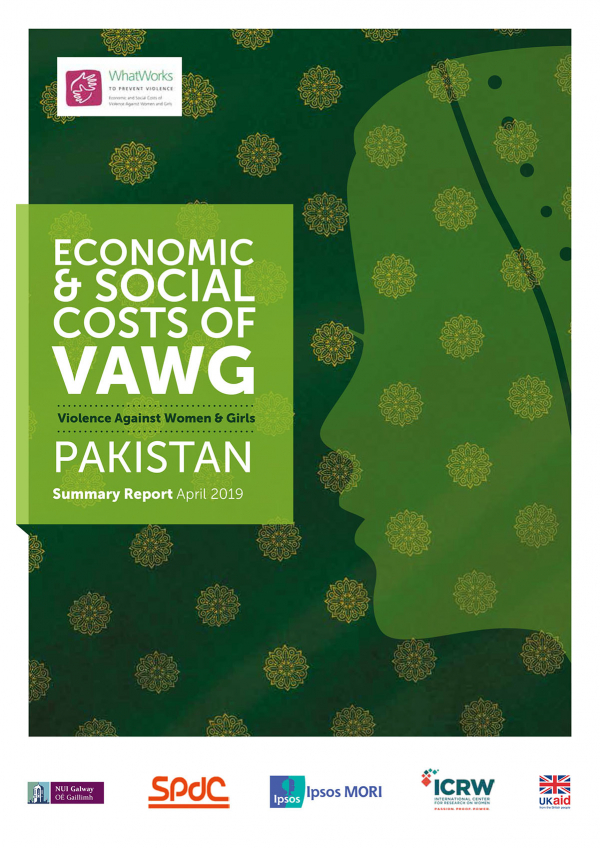 Economic and Social Costs of Violence Against Women in Pakistan: Summary Report