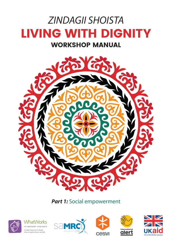 Zindagii Shoista – Living With Dignity: Workshop Manual Part 1